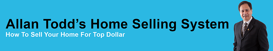 Allan Todd's Home Selling System